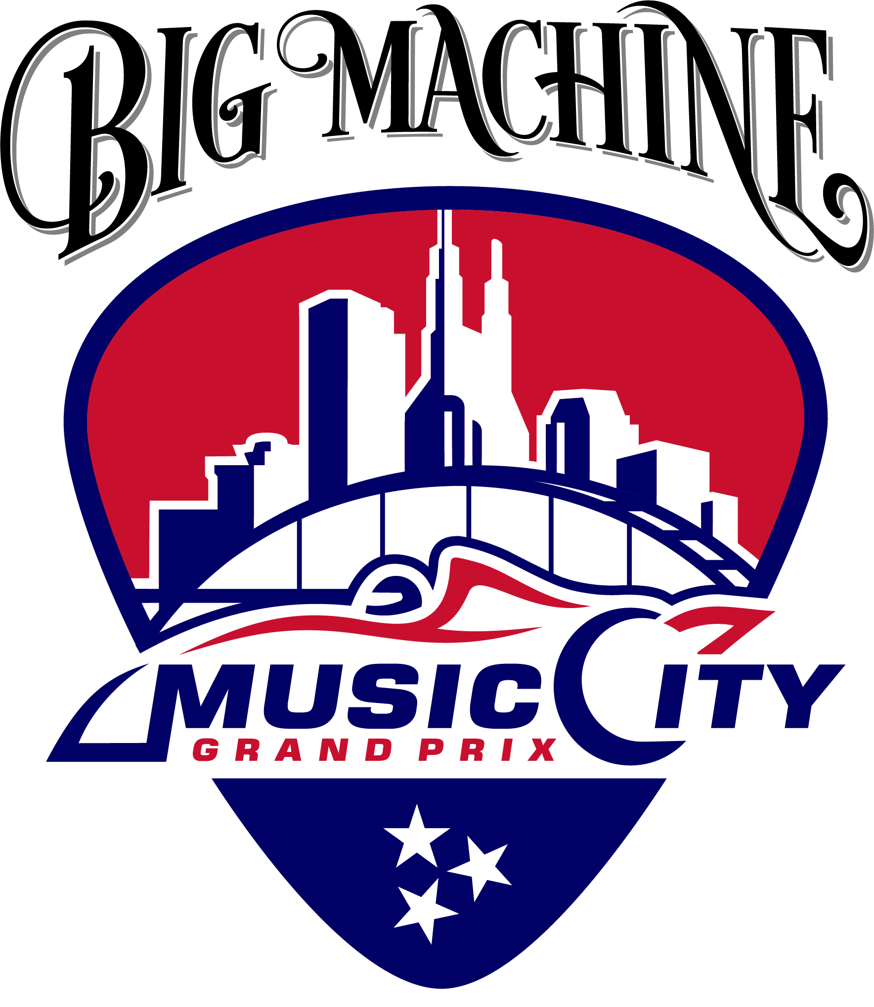 Music City Grand Prix Logo